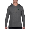 Long-Sleeve Hooded Tee